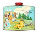 Peter Rabbit Baby Powder Tin