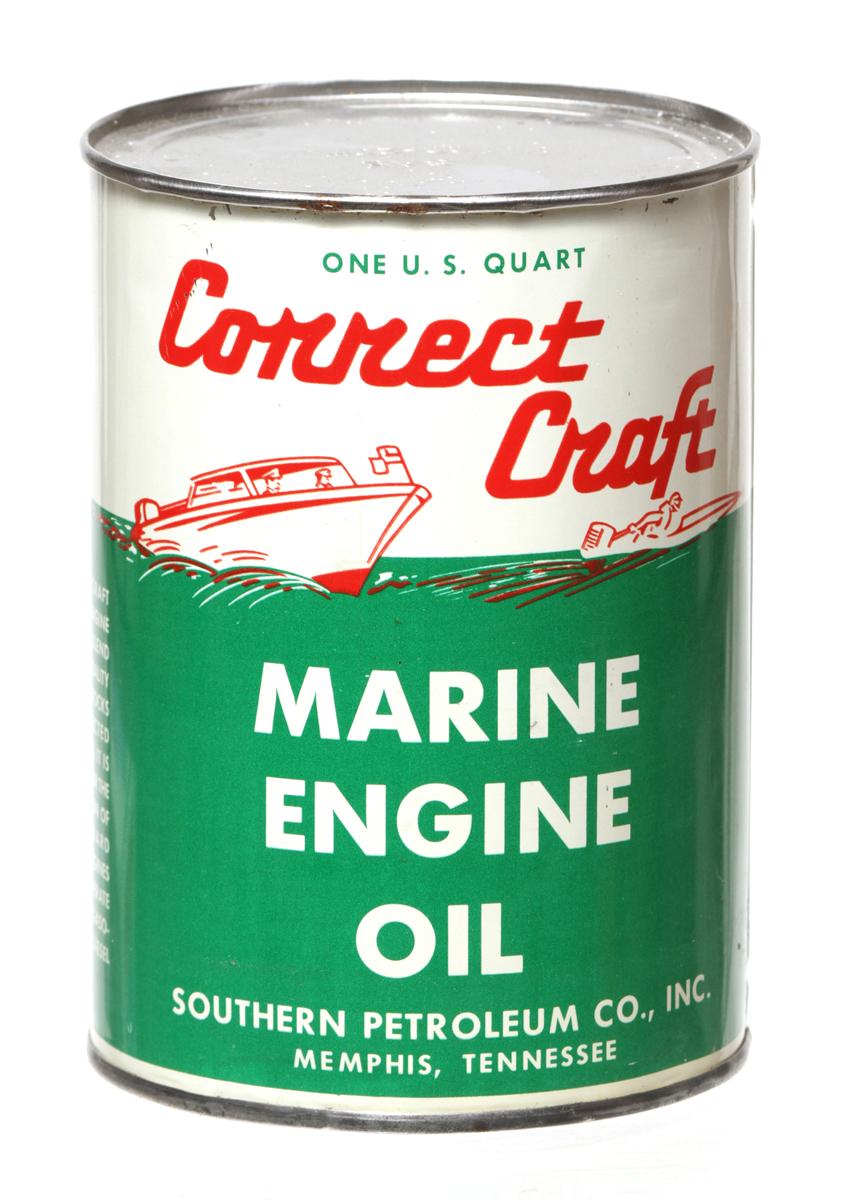 Correct Craft Marine Oil Can