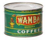 Wamba Coffee Can