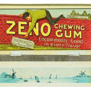 Zeno Gum Tin