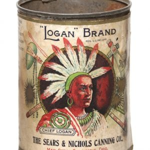Logan Corn Tin