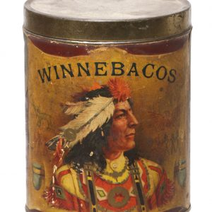 Winnebacos Cigar Can