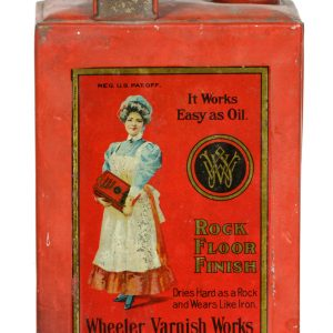 Wheeler Floor Varnish Tin