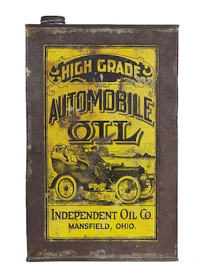 High Grade Automobile Oil Can