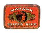 Mohawk Tobacco Tin