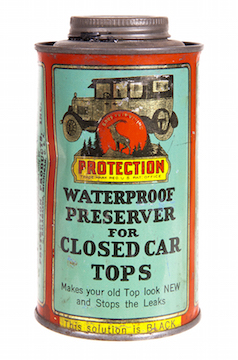 Protection Closed Car Tops Tin