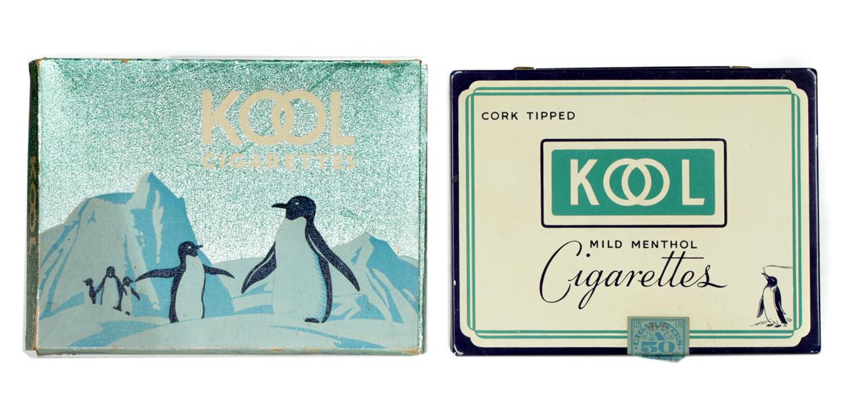 Kool Cigarettes Boxes