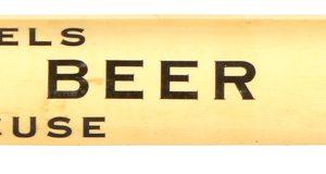 Bartels Crown Beer Foam Scraper