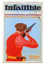 Infallible Smokeless Shotgun Powder Poster