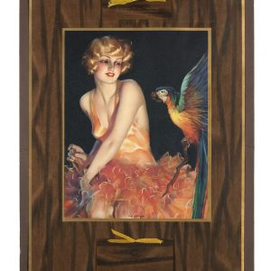 1932 Deco Art Calendar
