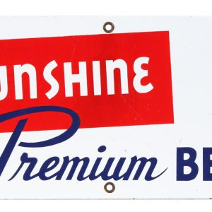 Sunshine Beer Sign
