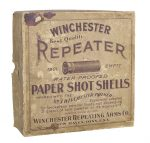 Winchester Paper Shot Shells Box