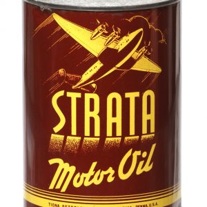 Strata Motor Oil Can
