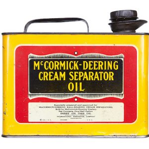 McCormick-Deering Cream Separator Oil Can
