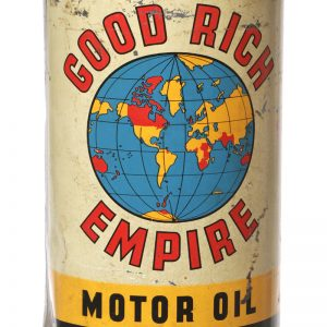 Good Rich Empire Oil Can