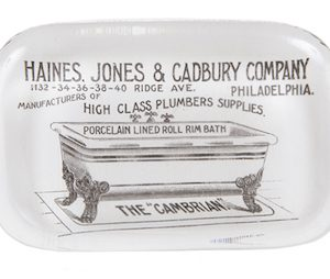 The Cambrian Bathtub Paperweight
