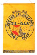 Findley Ohio Oil Banner