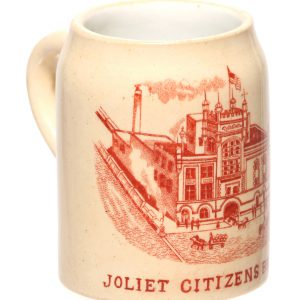 Joliet Citizens Brewing Co. Miniature Mug