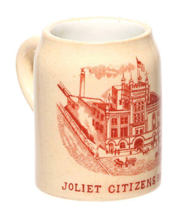 Joliet Citizens Brewing Co. Miniature Mug