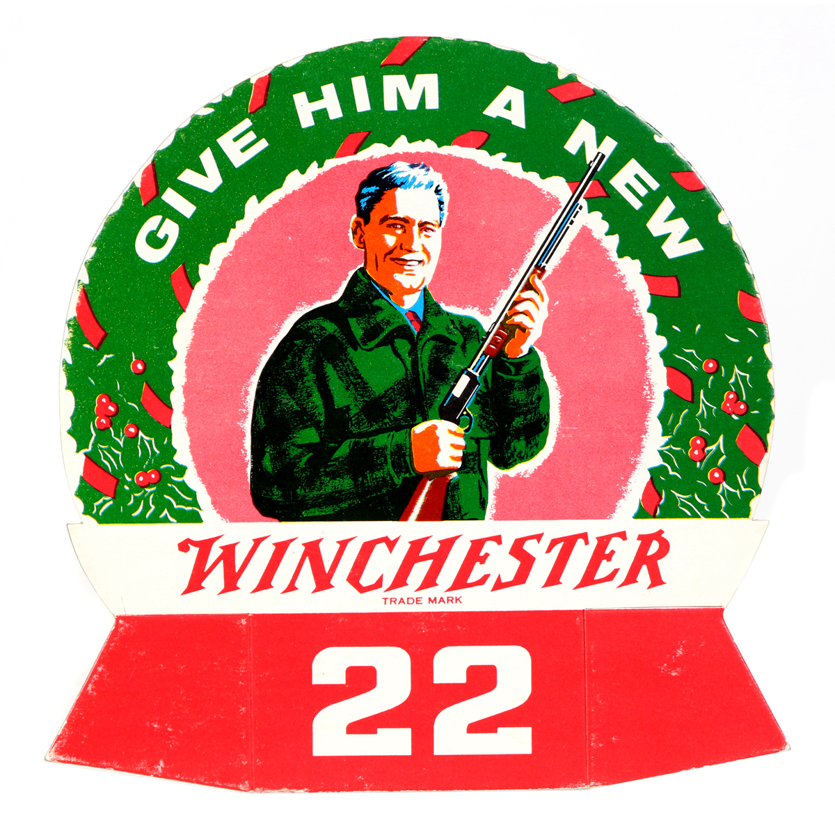 Winchester 22's Sign