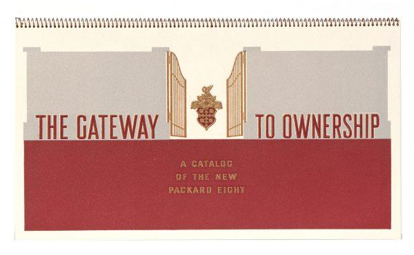 1935 Packard Catalog