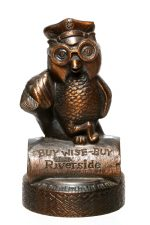 Ward Tires Owl Bank