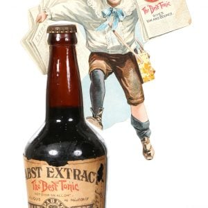 Pabst Extract Display
