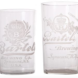 Bartels Beer Glasses