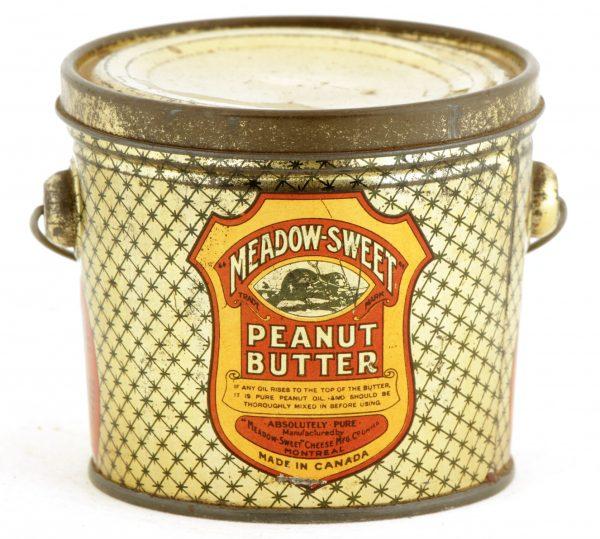 Meadow Sweet Peanut Butter Pail
