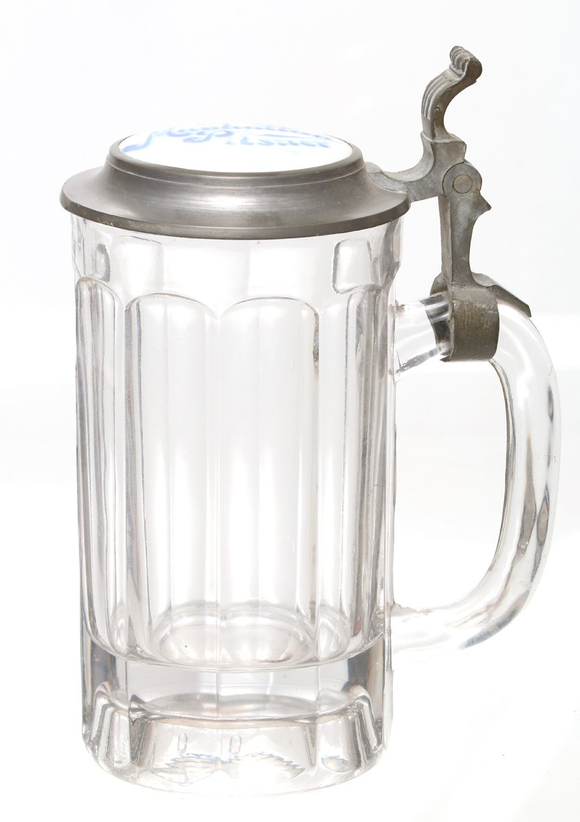 Manhattan Pilsner Beer Stein