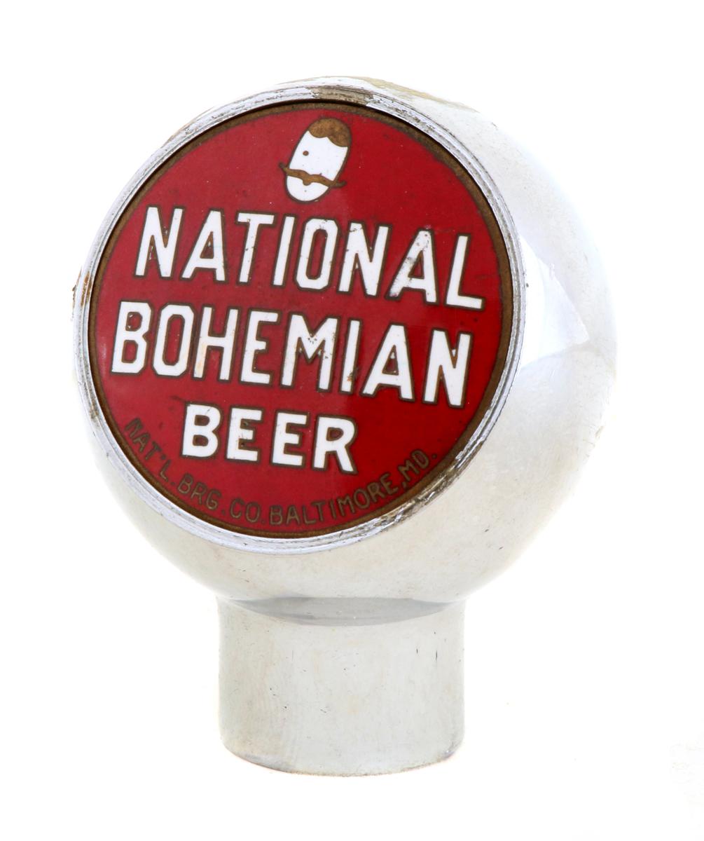 National Bohemian Beer Tap Knob