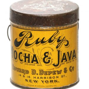 Ruby Sample Coffee Pail