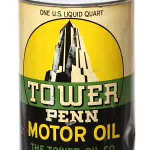 Tower Penn Motor Oil Can