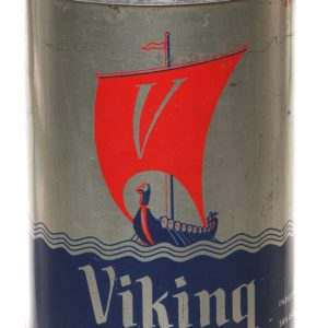 Viking Motor Oil Can
