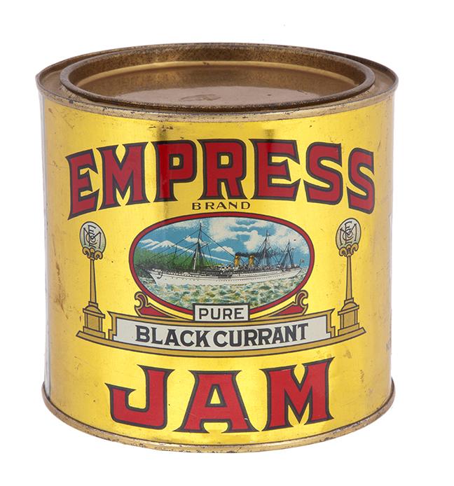Empress Jam Tin