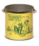 Forster's Peanut Butter Pail