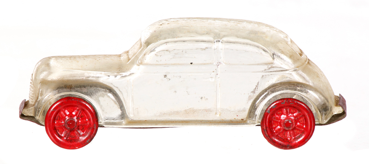 Antique Car Candy Container