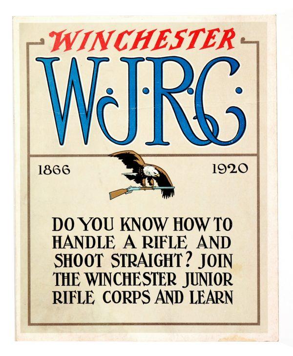 Winchester WJRC Sign