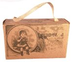 Early Victorian Candy Box