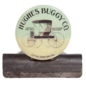 Hughes Buggy Co. Bill Clip