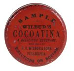 Wilber's Cocoatina Sample Tin