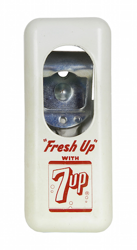 7-Up Bottle Opener