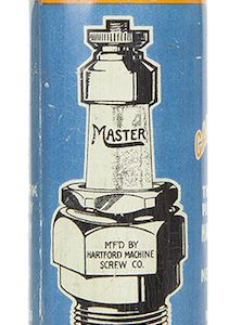 Master Spark Plug Tin