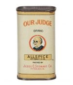 Our Judge Spice Tin