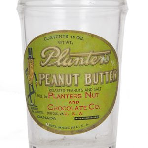 Planters Peanut Butter Jar
