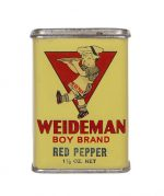 Weideman Boy Spice Tin