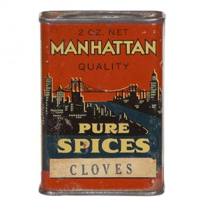 Manhattan Spice Tin