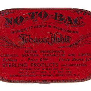 No-To-Bac Tins