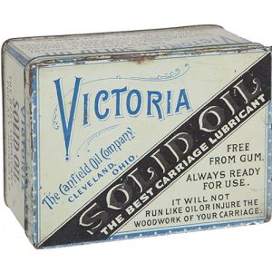 Victoria Axle Grease Tin