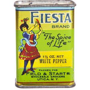 Fiesta Spice Tin